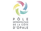 Logo Pôle Métropolitain de la Côte d'Opale