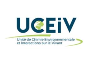 logo Unité de chimie environnementale et interactions sur le vivant