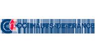 Logo CCI Hauts-de-France