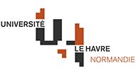 Logo université du Havre Normandie